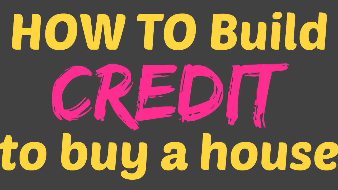 preparing credit for home buying