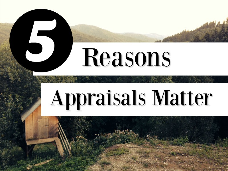 home appraisal portfolio loan