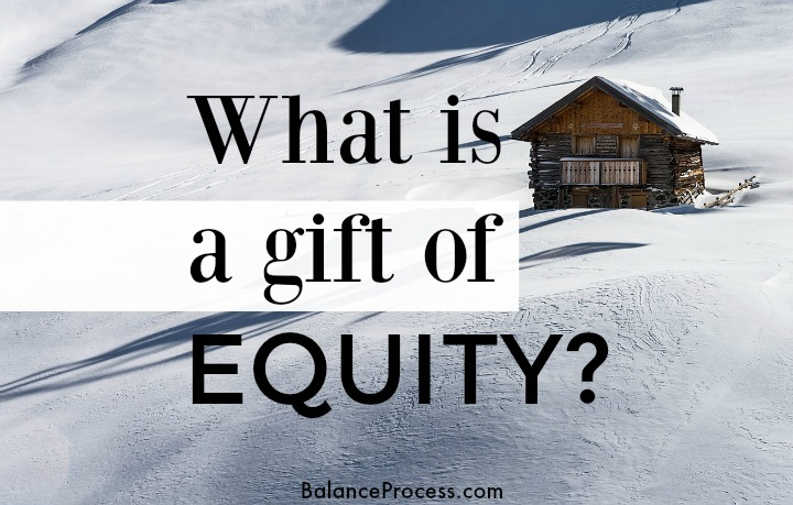 gift of equity mortgage