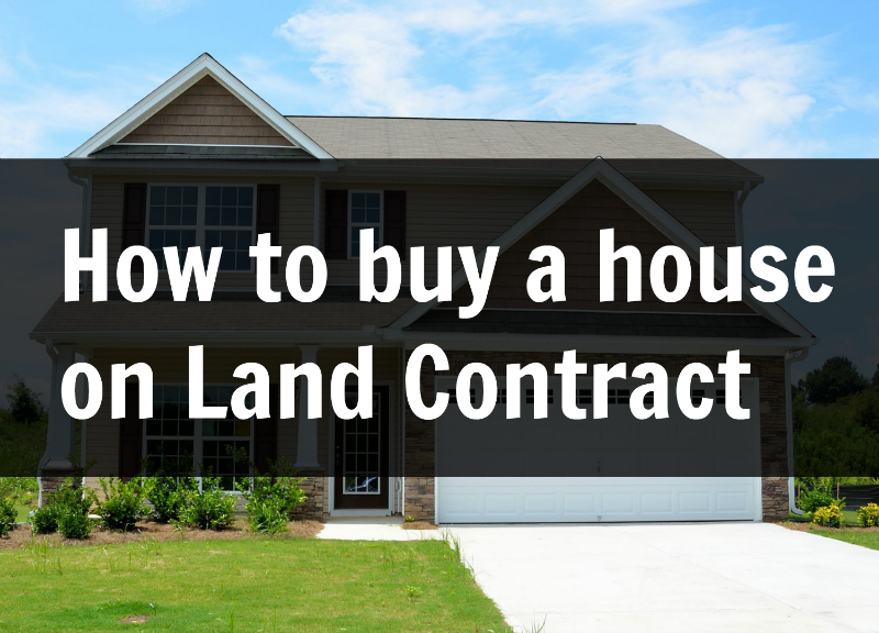 buying a house on land contract podcast