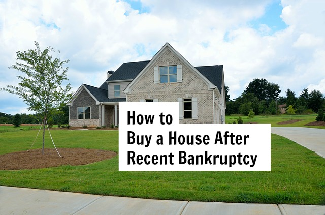 getting a mortgage post-bankruptcy